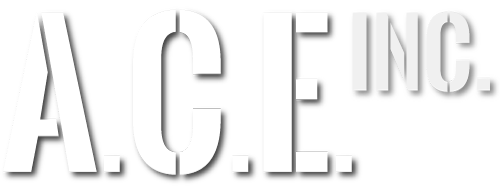 ACE Inc. Logo